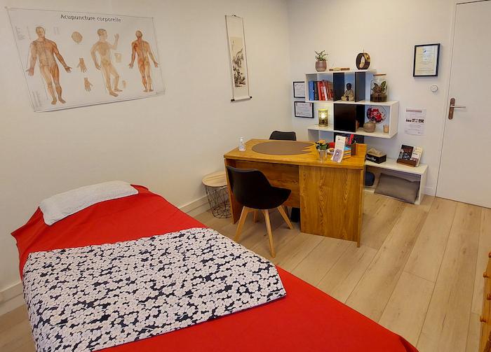 Ri Yue Soleil & Lune ⎮ Médecine traditionnelle chinoise à Savenay (Loire-Atlantique) - Le cabinet